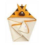 Ręcznik dziecięcy z kapturem 3 sprouts tygrys - małe zdjęcie