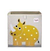 Pudełko do przechowywania 3 sprouts nosorożec - małe zdjęcie