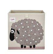 Pudełko do przechowywania 3 sprouts owca - małe zdjęcie