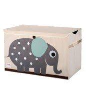 Pudełko zamykane 3 sprouts słoń - małe zdjęcie