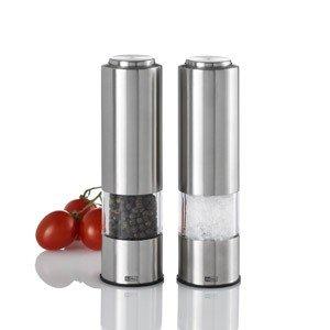 Młynek do pieprzu i soli elektryczny Profi 2 szt.