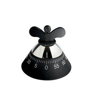 Minutnik Kitchen Timer Achromatics czarny