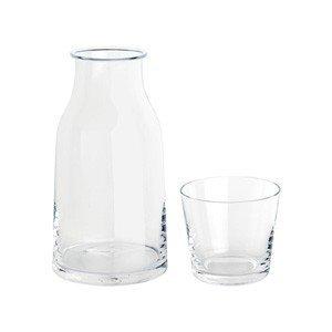 Karafka i szklanka Tonale