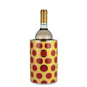 Kubełek na butelkę stalowy z podwójnymi ściankami Circus