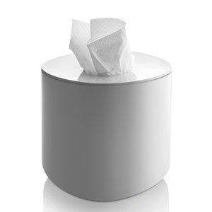 Podajnik chusteczek higienicznych Birillo biały