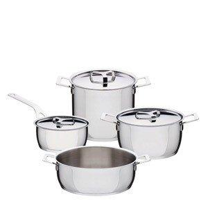Komplet garnków Pots & Pans 7 elementów
