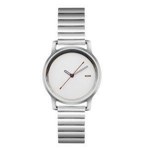 Zegarek l'orologio damski ze stalową bransoletą