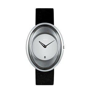 Zegarek srebrny Millenium klasyczny pasek