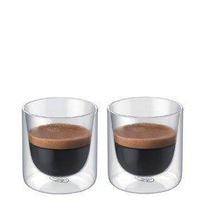 Szklanka do espresso z podwójnymi ściankami GlassMotion 2 szt.