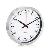 Zegar ścienny Era 30 cm biały - małe zdjęcie