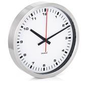Zegar ścienny Era 40 cm biały - małe zdjęcie