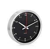 Zegar ścienny Era 24 cm czarny