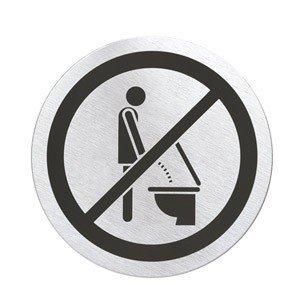Szyld łazienkowy Signo