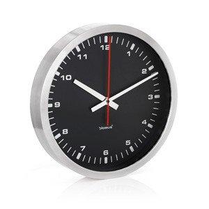 Zegar ścienny Era czarny