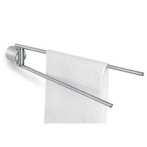 Wieszak na ręczniki dwuramienny Duo