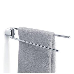 Wieszak na ręczniki dwuramienny Duo Poli