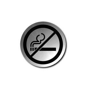 Szyld 'zakaz palenia' Signo