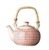 Dzbanek do herbaty Carla czerwony