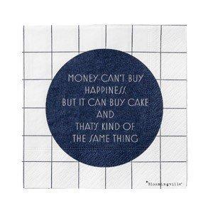 Serwetki Money can't buy