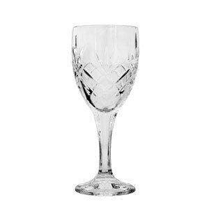 Kieliszek do wina kryształowy Bloomingville