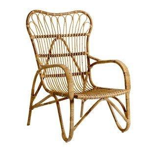 Krzesło ratanowe Bloomingville