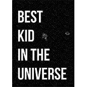 Plakat Best Kid in the Universe