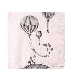 Serwetki Baloon Hill