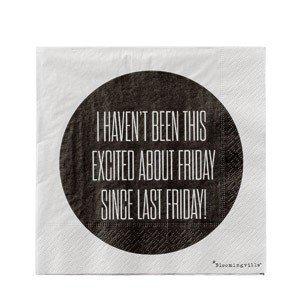 Serwetki Friday