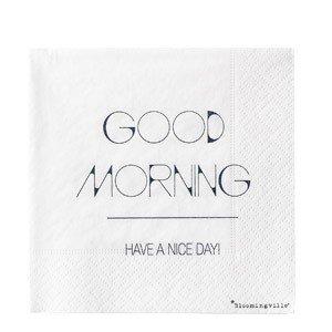 Serwetki Good Morning