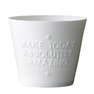Świecznik Make today absolutely amazing
