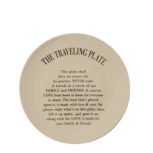 Talerz Traveling Plate