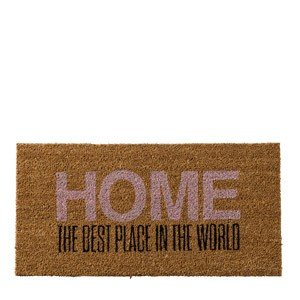 Wycieraczka Home the Best Place in the World