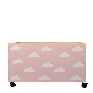 Pojemnik do przechowywania na kółkach Clouds