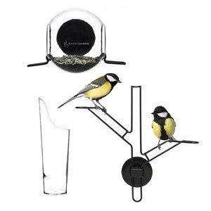 Karmnik dla ptaków w zestawie Born in Sweeden