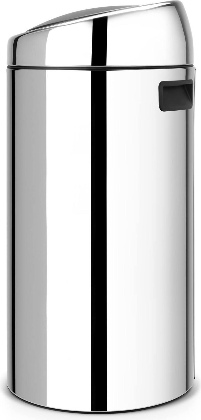 Touch Bin 45 Liter.Kosz Na Smieci Touch Bin De Luxe 45 L Brabantia 390821 Ff