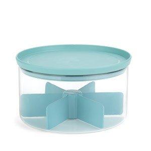 Pojemnik kuchenny Brabantia szklany okrągły na herbatę