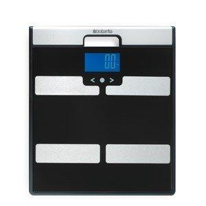 Waga łazienkowa cyfrowa z pomiarem tkanki tłuszczowej Brabantia