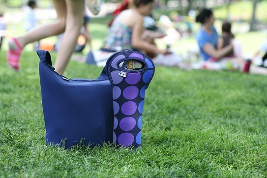 Etui na butelkę wina One Bottle Tote