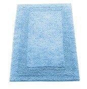 Dywanik łazienkowy Cawo 120 x 70 cm błękitny - małe zdjęcie