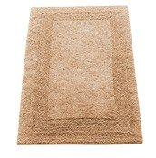 Dywanik łazienkowy Cawo 120 x 70 cm piaskowy - małe zdjęcie
