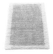 Dywanik łazienkowy Cawo ręcznie tkany 60 x 60 cm biały - małe zdjęcie