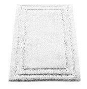 Dywanik łazienkowy Cawo antypoślizgowy 100 x 60 cm biały - małe zdjęcie