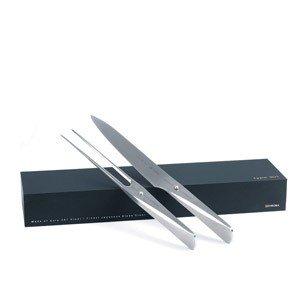 Nóż i widelec do mięs Type 301 w zestawie