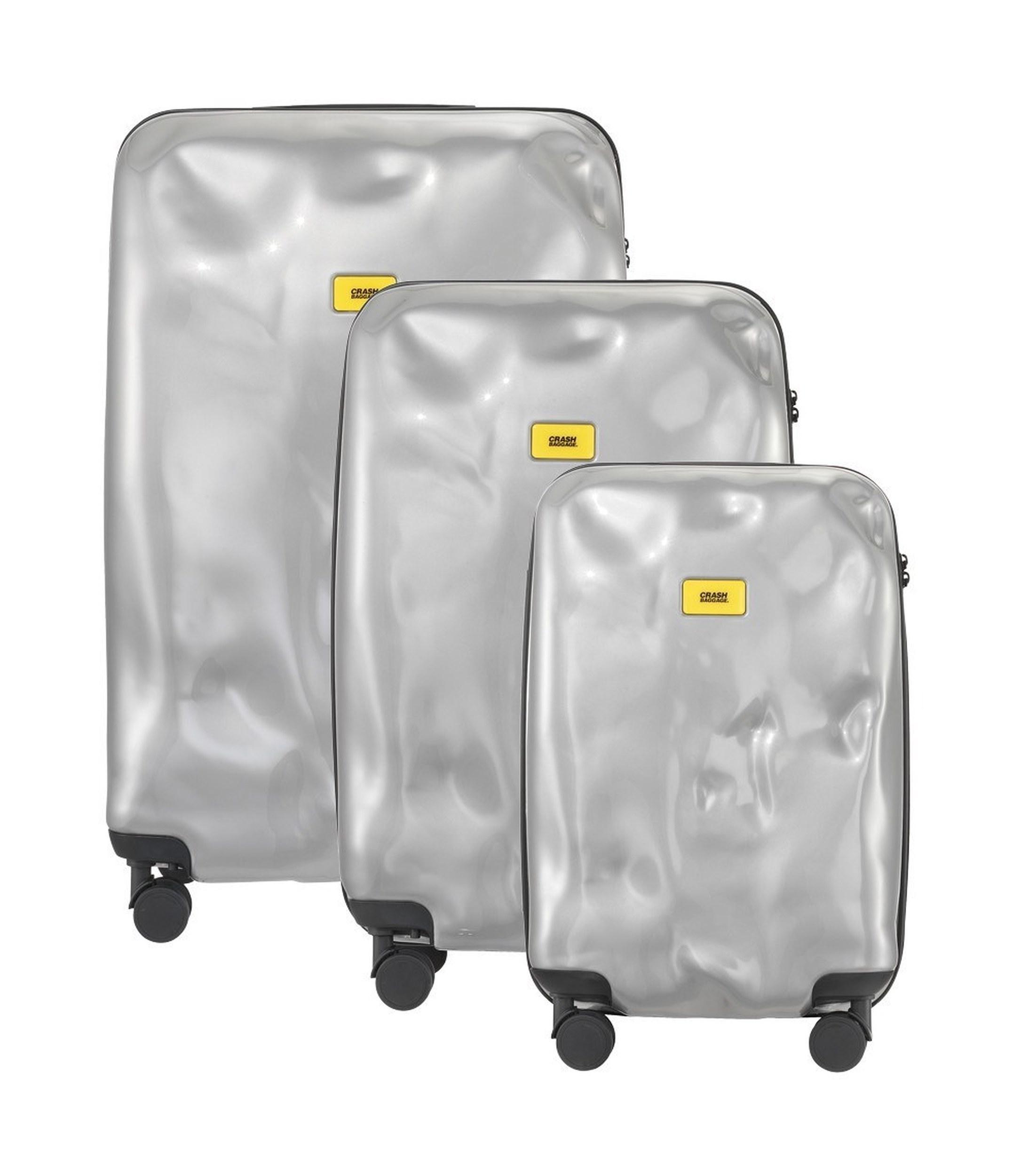 89e1b3891a175 Walizki Bright w zestawie 3 el. - Crash Baggage CB110.21 | FF