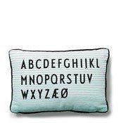 Poduszka Arne Jacobsens Vintage ABC