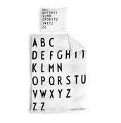 Pościel Arne Jacobsens Vintage ABC - zdjęcie 1