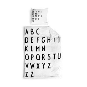 Pościel Arne Jacobsens Vintage ABC