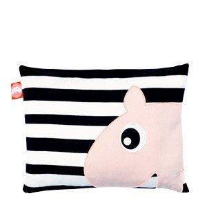 Poduszka czarno-biała Done by deer