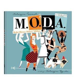 Książka M.O.D.A.