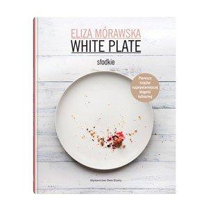 Książka White Plate Słodkie